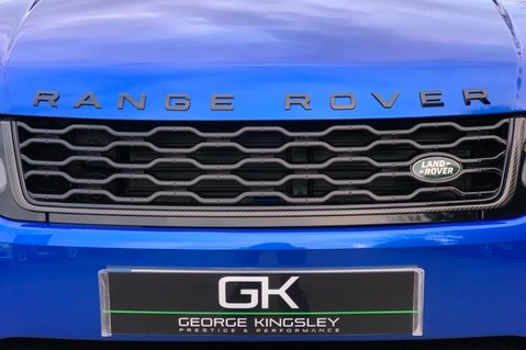 Land Rover Range Rover Sport SDV6 AUTOBIOGRAPHY DYNAMIC - ONE OWNER - VELOCITY BLUE - FULL L/R SH 18