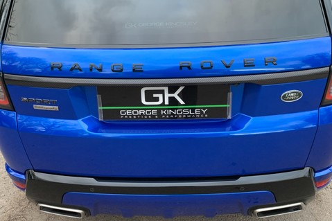 Land Rover Range Rover Sport SDV6 AUTOBIOGRAPHY DYNAMIC - ONE OWNER - VELOCITY BLUE - FULL L/R SH 27