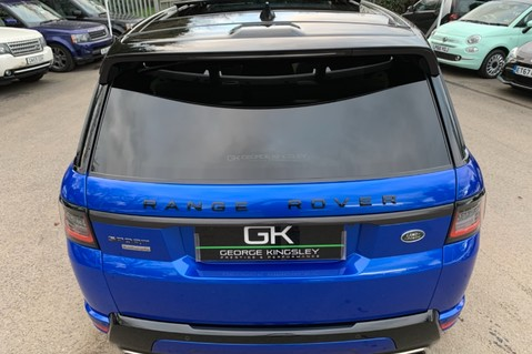 Land Rover Range Rover Sport SDV6 AUTOBIOGRAPHY DYNAMIC - ONE OWNER - VELOCITY BLUE - FULL L/R SH 29