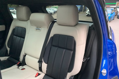 Land Rover Range Rover Sport SDV6 AUTOBIOGRAPHY DYNAMIC - ONE OWNER - VELOCITY BLUE - FULL L/R SH 44
