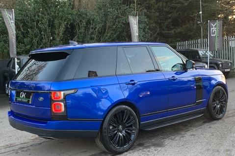 Land Rover Range Rover SDV6 VOGUE SE - RARE VELOCITY BLUE - REAR ENTERTAINMENT - VATQ 6
