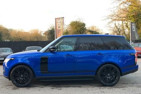 Land Rover Range Rover SDV6 VOGUE SE - RARE VELOCITY BLUE - REAR ENTERTAINMENT - VATQ 9