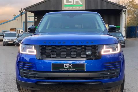 Land Rover Range Rover SDV6 VOGUE SE - RARE VELOCITY BLUE - REAR ENTERTAINMENT - VATQ 11