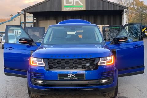 Land Rover Range Rover SDV6 VOGUE SE - RARE VELOCITY BLUE - REAR ENTERTAINMENT - VATQ 16