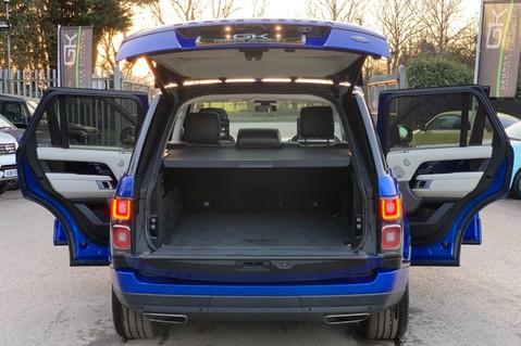 Land Rover Range Rover SDV6 VOGUE SE - RARE VELOCITY BLUE - REAR ENTERTAINMENT - VATQ 19