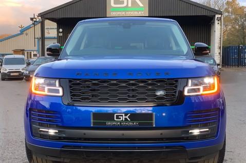 Land Rover Range Rover SDV6 VOGUE SE - RARE VELOCITY BLUE - REAR ENTERTAINMENT - VATQ 20