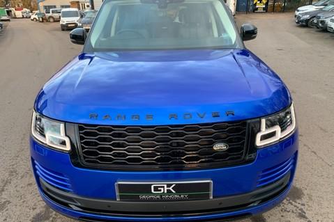 Land Rover Range Rover SDV6 VOGUE SE - RARE VELOCITY BLUE - REAR ENTERTAINMENT - VATQ 24