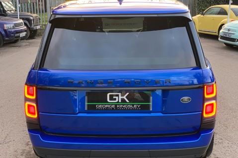 Land Rover Range Rover SDV6 VOGUE SE - RARE VELOCITY BLUE - REAR ENTERTAINMENT - VATQ 25