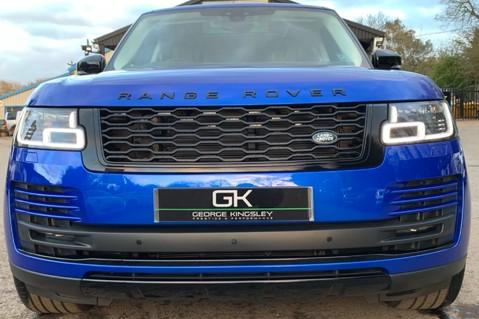 Land Rover Range Rover SDV6 VOGUE SE - RARE VELOCITY BLUE - REAR ENTERTAINMENT - VATQ 26
