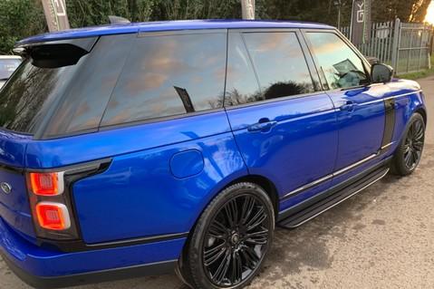 Land Rover Range Rover SDV6 VOGUE SE - RARE VELOCITY BLUE - REAR ENTERTAINMENT - VATQ 28