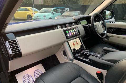 Land Rover Range Rover SDV6 VOGUE SE - RARE VELOCITY BLUE - REAR ENTERTAINMENT - VATQ 30