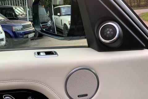 Land Rover Range Rover SDV6 VOGUE SE - RARE VELOCITY BLUE - REAR ENTERTAINMENT - VATQ 33