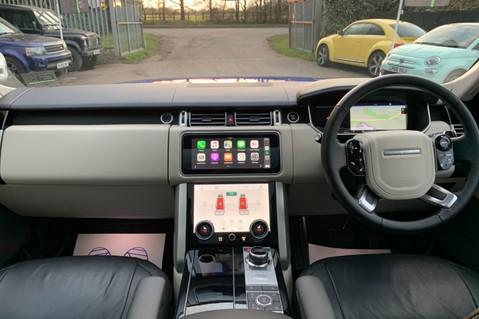 Land Rover Range Rover SDV6 VOGUE SE - RARE VELOCITY BLUE - REAR ENTERTAINMENT - VATQ 7