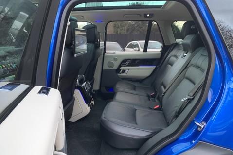 Land Rover Range Rover SDV6 VOGUE SE - RARE VELOCITY BLUE - REAR ENTERTAINMENT - VATQ 14