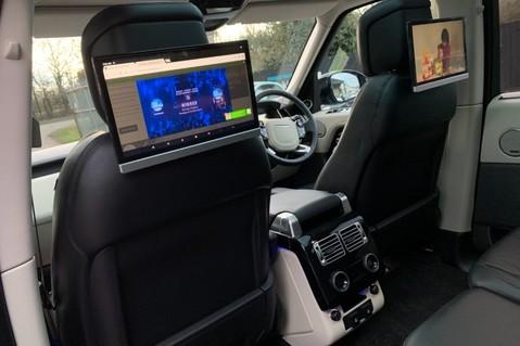 Land Rover Range Rover SDV6 VOGUE SE - RARE VELOCITY BLUE - REAR ENTERTAINMENT - VATQ 36