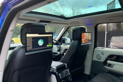 Land Rover Range Rover SDV6 VOGUE SE - RARE VELOCITY BLUE - REAR ENTERTAINMENT - VATQ 4