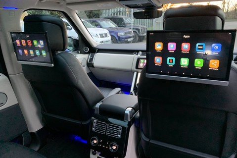 Land Rover Range Rover SDV6 VOGUE SE - RARE VELOCITY BLUE - REAR ENTERTAINMENT - VATQ 47