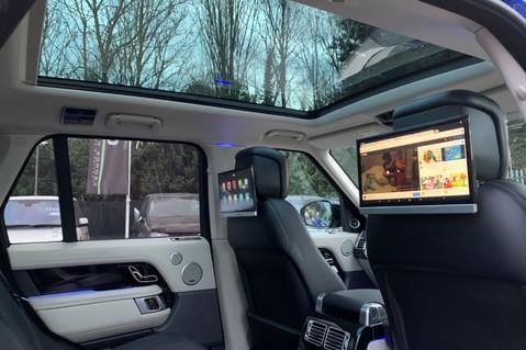 Land Rover Range Rover SDV6 VOGUE SE - RARE VELOCITY BLUE - REAR ENTERTAINMENT - VATQ 51