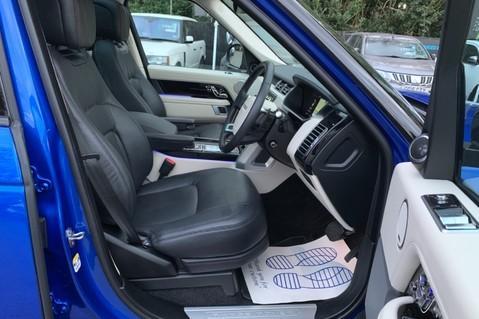 Land Rover Range Rover SDV6 VOGUE SE - RARE VELOCITY BLUE - REAR ENTERTAINMENT - VATQ 52