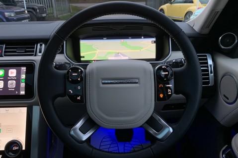 Land Rover Range Rover SDV6 VOGUE SE - RARE VELOCITY BLUE - REAR ENTERTAINMENT - VATQ 57