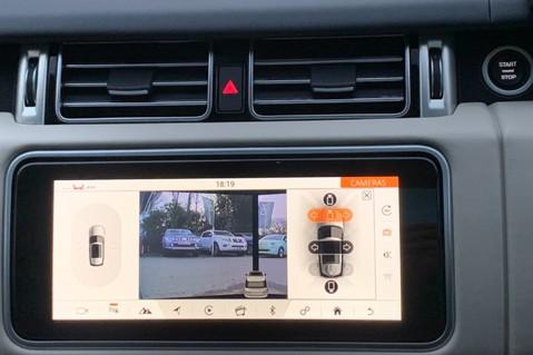 Land Rover Range Rover SDV6 VOGUE SE - RARE VELOCITY BLUE - REAR ENTERTAINMENT - VATQ 63