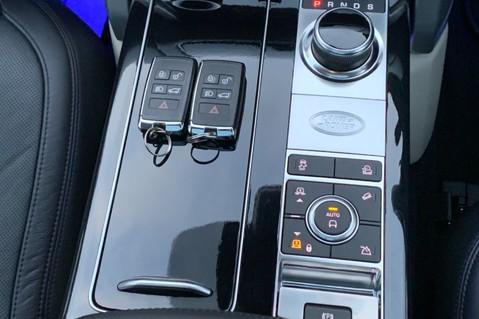 Land Rover Range Rover SDV6 VOGUE SE - RARE VELOCITY BLUE - REAR ENTERTAINMENT - VATQ 65