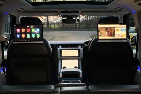 Land Rover Range Rover SDV6 VOGUE SE - RARE VELOCITY BLUE - REAR ENTERTAINMENT - VATQ 83