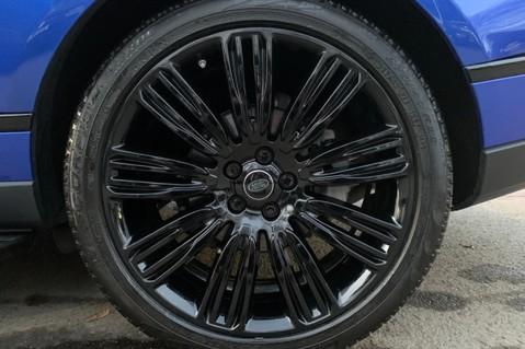 Land Rover Range Rover SDV6 VOGUE SE - RARE VELOCITY BLUE - REAR ENTERTAINMENT - VATQ 88