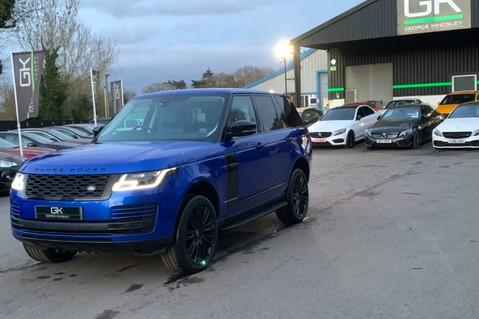 Land Rover Range Rover SDV6 VOGUE SE - RARE VELOCITY BLUE - REAR ENTERTAINMENT - VATQ 91