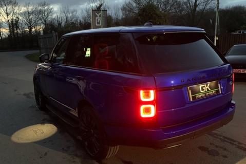 Land Rover Range Rover SDV6 VOGUE SE - RARE VELOCITY BLUE - REAR ENTERTAINMENT - VATQ 99