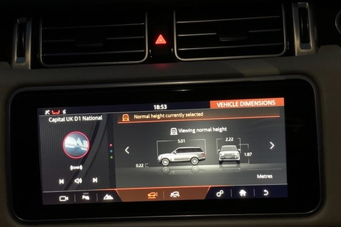 Land Rover Range Rover SDV6 VOGUE SE - RARE VELOCITY BLUE - REAR ENTERTAINMENT - VATQ 100