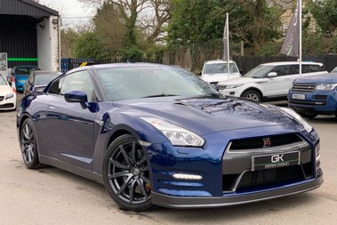 Nissan GT-R V6 - LOW MILEAGE - FULL GTR SPECIALIST SERVICE HISTORY