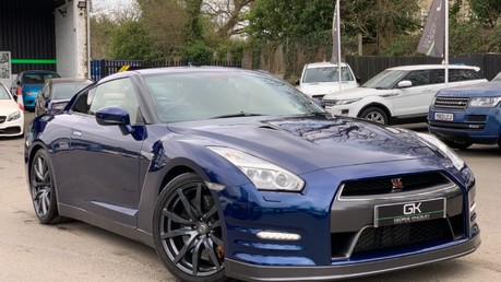 Nissan GT-R V6 - LOW MILEAGE - FULL GTR SPECIALIST SERVICE HISTORY Video