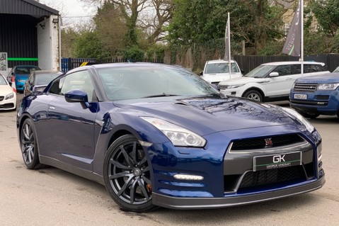 Nissan GT-R V6 - LOW MILEAGE - FULL GTR SPECIALIST SERVICE HISTORY 1