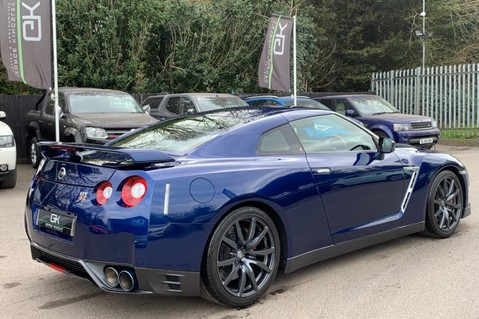 Nissan GT-R V6 - LOW MILEAGE - FULL GTR SPECIALIST SERVICE HISTORY 5
