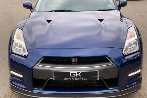 Nissan GT-R V6 - LOW MILEAGE - FULL GTR SPECIALIST SERVICE HISTORY 15