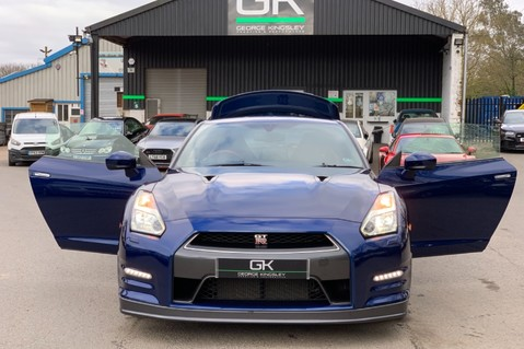 Nissan GT-R V6 - LOW MILEAGE - FULL GTR SPECIALIST SERVICE HISTORY 16
