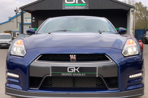 Nissan GT-R V6 - LOW MILEAGE - FULL GTR SPECIALIST SERVICE HISTORY 20