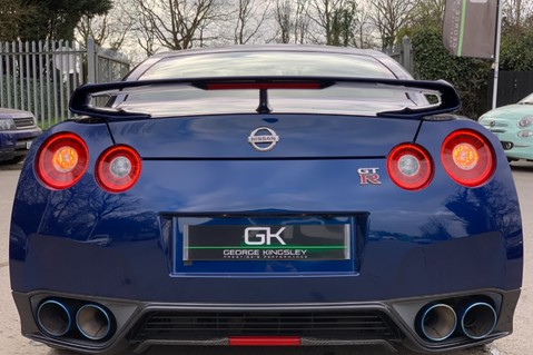 Nissan GT-R V6 - LOW MILEAGE - FULL GTR SPECIALIST SERVICE HISTORY 21