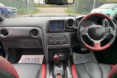 Nissan GT-R V6 - LOW MILEAGE - FULL GTR SPECIALIST SERVICE HISTORY 12