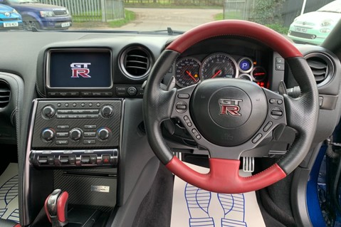 Nissan GT-R V6 - LOW MILEAGE - FULL GTR SPECIALIST SERVICE HISTORY 54