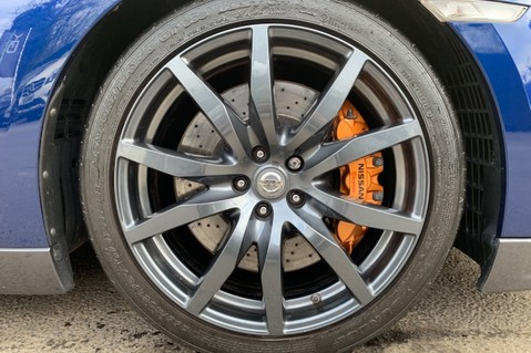 Nissan GT-R V6 - LOW MILEAGE - FULL GTR SPECIALIST SERVICE HISTORY 60