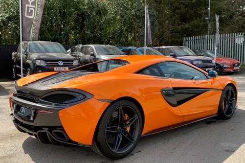 McLaren 570S V8 SSG - VENTURA ORANGE - SPORTS EXHAUST- LUX PACK- B&W -CARBON -SOFT CLOSE 4