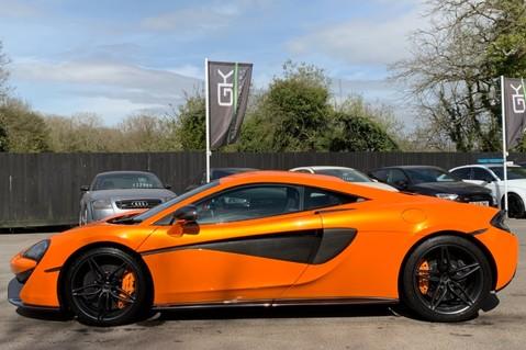 McLaren 570S V8 SSG - VENTURA ORANGE - SPORTS EXHAUST- LUX PACK- B&W -CARBON -SOFT CLOSE 8