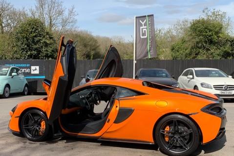 McLaren 570S V8 SSG - VENTURA ORANGE - SPORTS EXHAUST- LUX PACK- B&W -CARBON -SOFT CLOSE 17