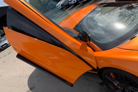 McLaren 570S V8 SSG - VENTURA ORANGE - SPORTS EXHAUST- LUX PACK- B&W -CARBON -SOFT CLOSE 18