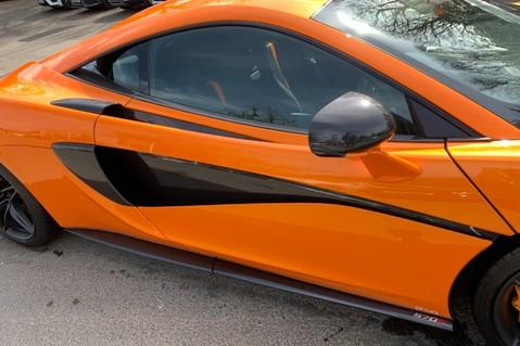 McLaren 570S V8 SSG - VENTURA ORANGE - SPORTS EXHAUST- LUX PACK- B&W -CARBON -SOFT CLOSE 22