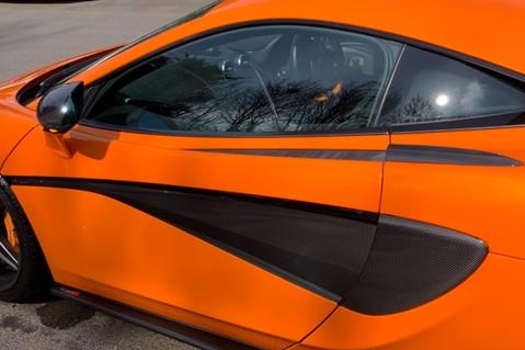 McLaren 570S V8 SSG - VENTURA ORANGE - SPORTS EXHAUST- LUX PACK- B&W -CARBON -SOFT CLOSE 25
