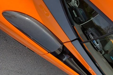 McLaren 570S V8 SSG - VENTURA ORANGE - SPORTS EXHAUST- LUX PACK- B&W -CARBON -SOFT CLOSE 33