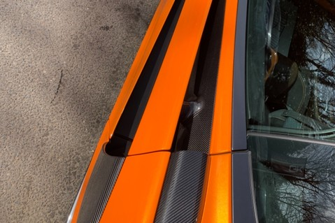 McLaren 570S V8 SSG - VENTURA ORANGE - SPORTS EXHAUST- LUX PACK- B&W -CARBON -SOFT CLOSE 34